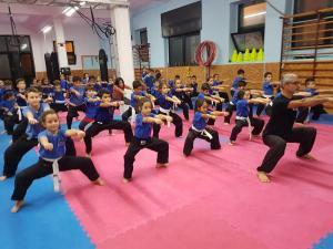 Kung Fu Bambini